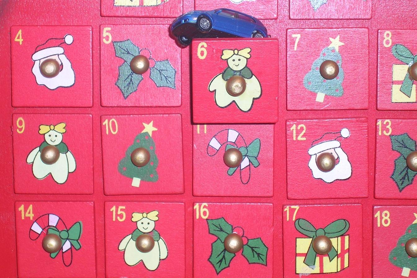 Senker Adventkalender