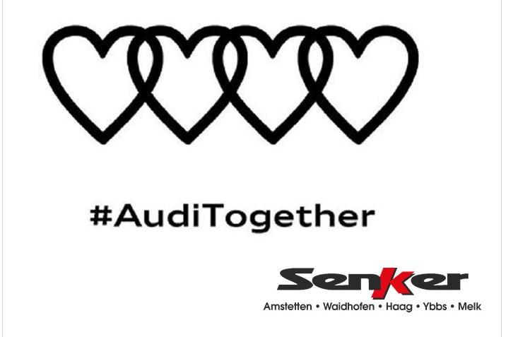SENKER Audi Together