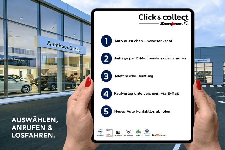 SENKER Click & Collect 2021