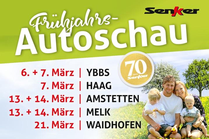 Senker Frühjahrs-Autoschau 2020