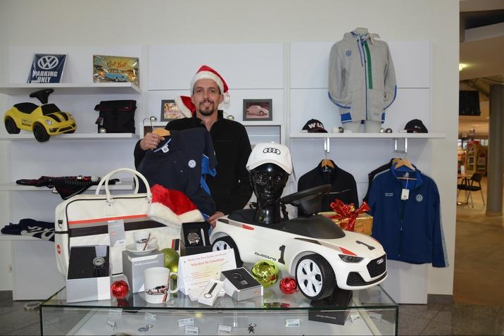 Weihnachten Gutscheine schenken